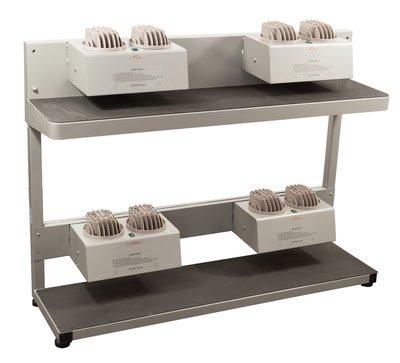 Fiori 2 Person Nail Drying Station - Sunshine Nail Supply