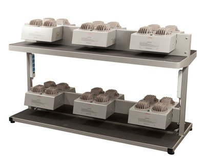 Fiori 6 Person Nail Drying Station