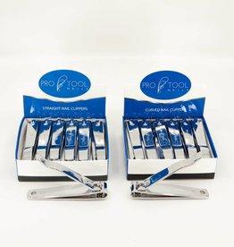 Pro Tool Curves Nail Clipper (12)Box