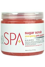 BCL Spa  16 oz Pink Grapefruit Sugar Scrub single