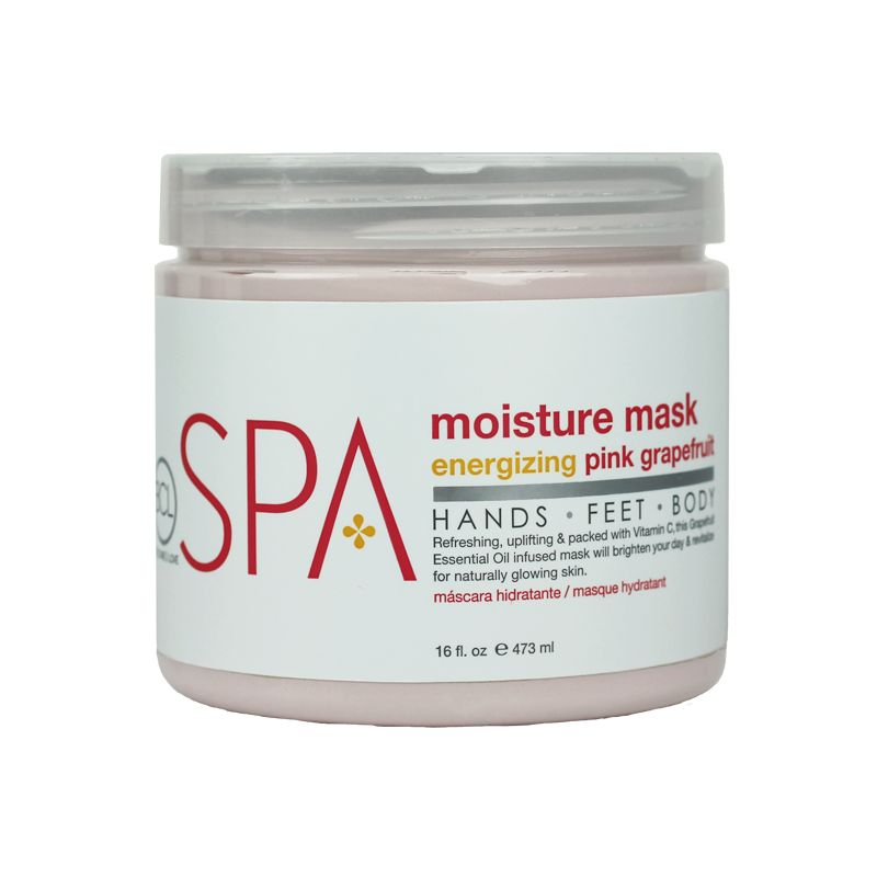 BCL Spa  16 oz Pink Grapefruit Moisture Mask single