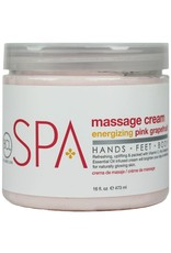 BCL Spa  16 oz Pink Grapefruit Massage Cream single
