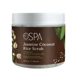 BCL Spa  16 oz Jasmine Coconut Sugar Scrub single
