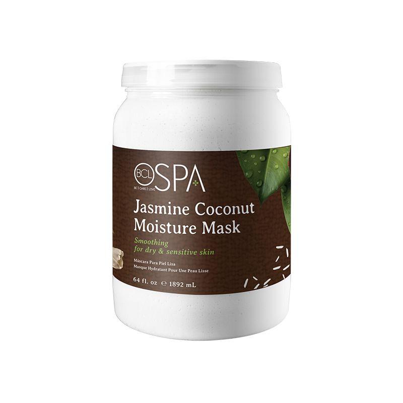 BCL Spa  64 oz Jasmine Coconut Moisture Mask single