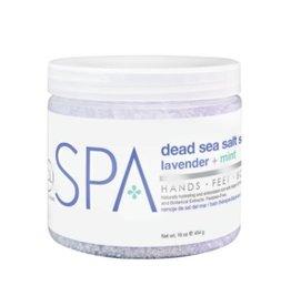 BCL Spa  16 oz Lavender + Mint Dead Sea Salt Soak single