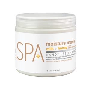 BCL Spa  16 oz Milk + Honey Moisture Mask single