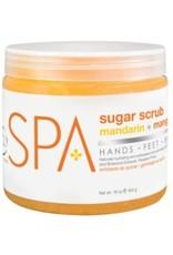 BCL Spa  16 oz Mandarin + Mango Sugar Scrub single