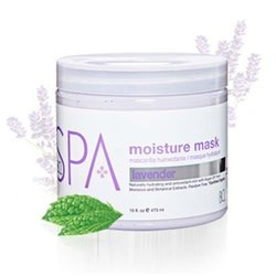 BCL Spa  16 oz Lavender + Mint Moisture Mask single