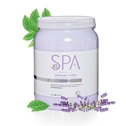 BCL Spa  64 oz Lavender + Mint Massage Cream single
