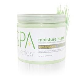 BCL Spa  16 oz Lemongrass + Green Tea Moisture Mask single