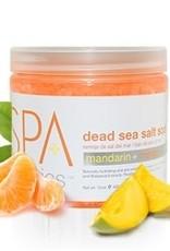 BCL Spa  16 oz Mandarin + Mango Dead Sea Salt Soak single