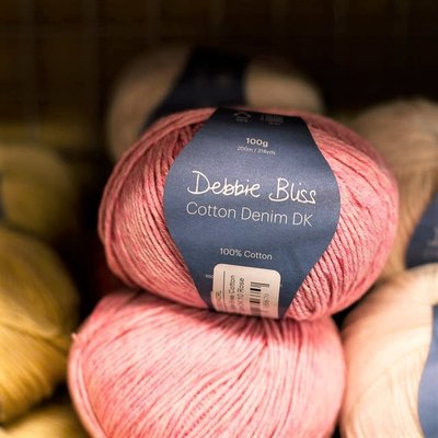 Debbie Bliss Cotton Denim DK by Debbie Bliss