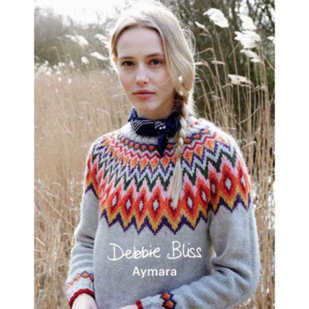 Debbie Bliss Aymara Pattern Book