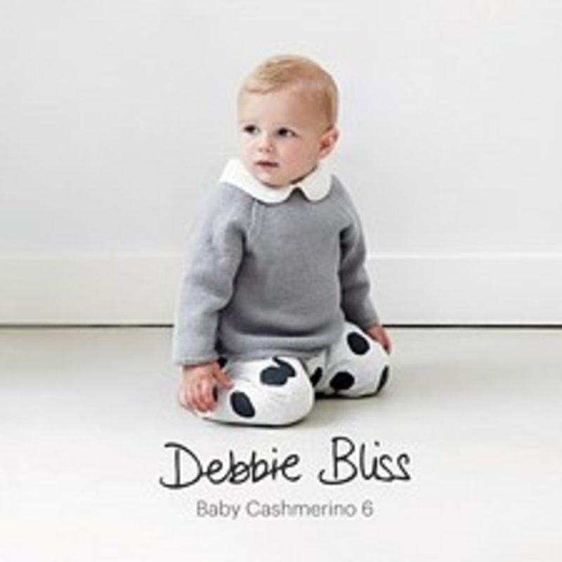 Debbie Bliss Baby Cashmerino 6