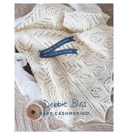 Debbie Bliss Baby Cashmerino Blanket Pattern Leaflet