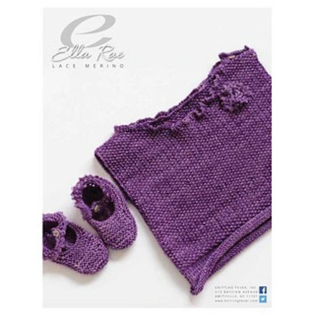Ella Rae Baby Vest & Bootees | ER14-04