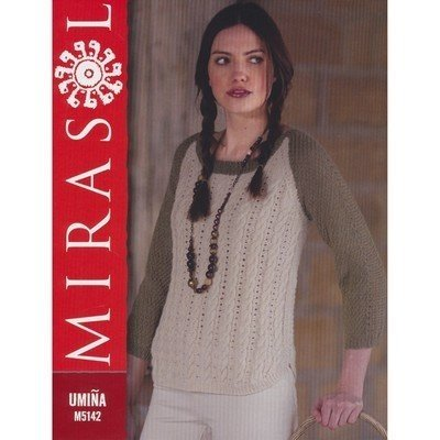Mirasol Cabled Sweater | M5142