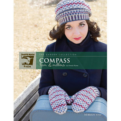 Juniper Moon Farm Compass Hat & Mittens