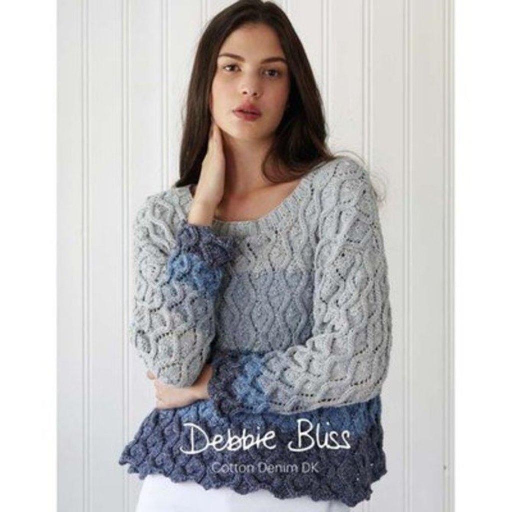 Debbie Bliss Cotton Denim DK Book