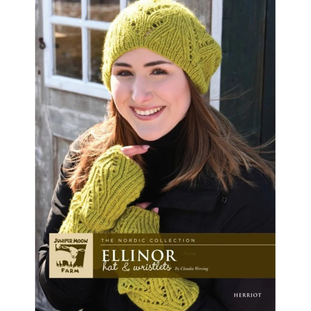Juniper Moon Farm Ellinor Hat & Wristlets