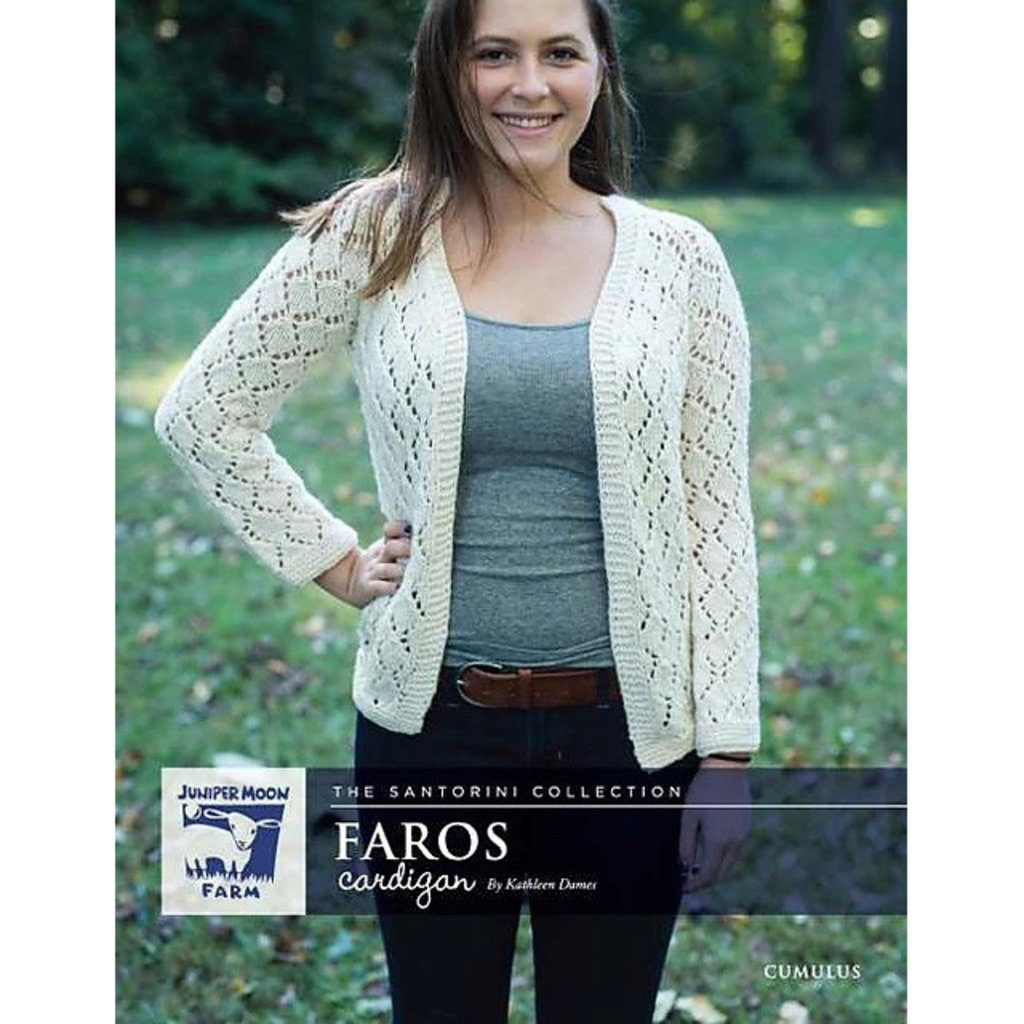 Juniper Moon Farm Faros Cardigan