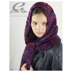 Ella Rae Hooded Scarf | ER1014