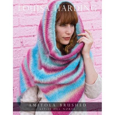 Louisa Harding Hooded Cowl Del Norte | L17-11