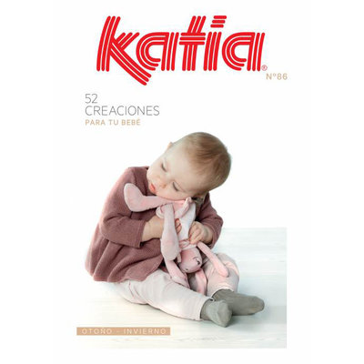 Katia Katia #86 Baby Patterns