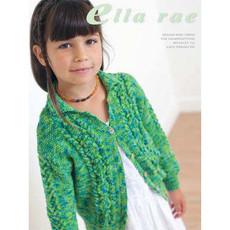 Ella Rae K-E122 Lace Merino DK Pattern Book