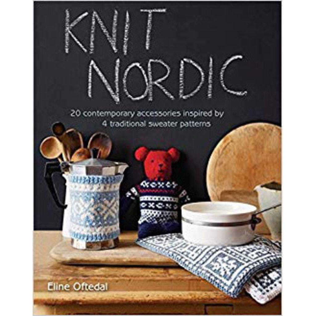 Knit Nordic Pattern Book