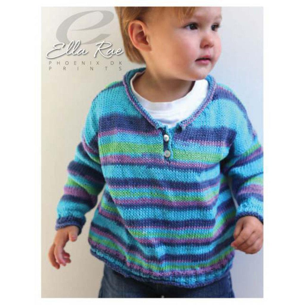 Ella Rae Kris Sweater | K-ER21-01
