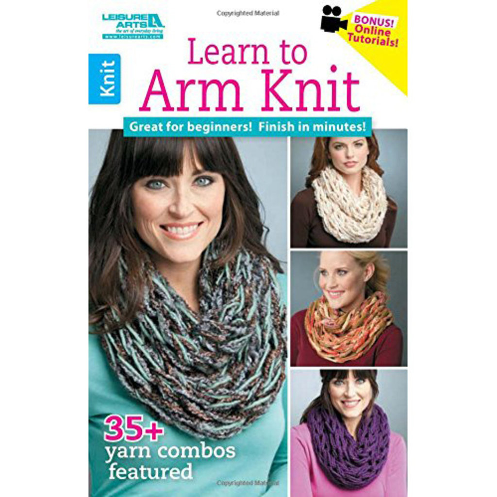 Learn to Arm Knit