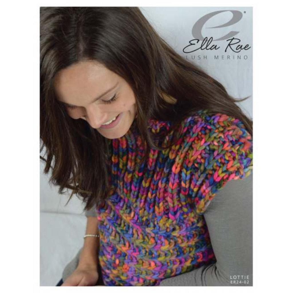Ella Rae 'Lottie' Ribbed Top