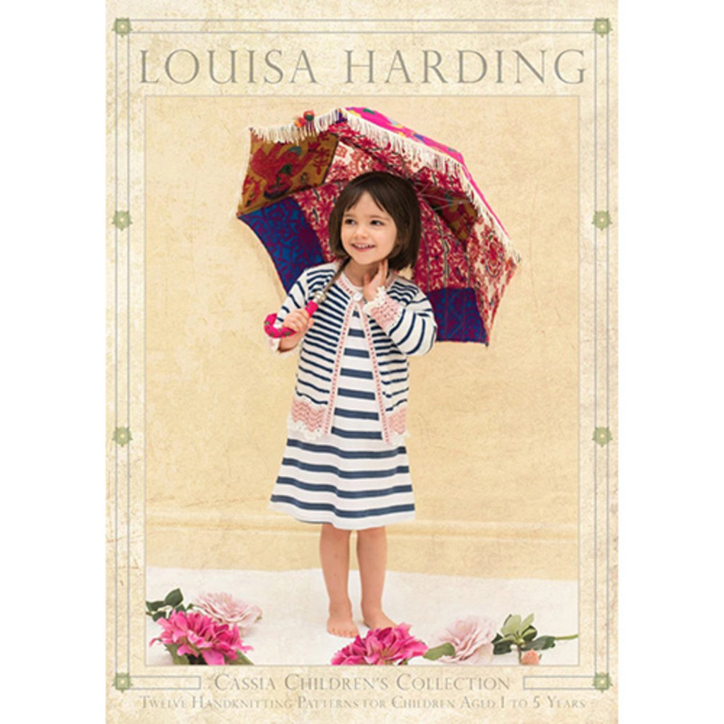Louisa Harding Louisa Harding Cassia Children's Collection Book