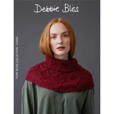 Debbie Bliss Margeaux Cowl | PB009
