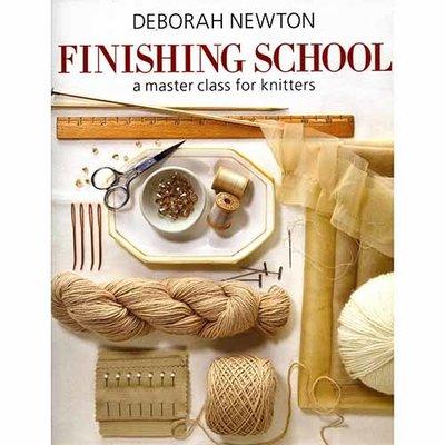Master Class: Finishing School by Deborah Newton
