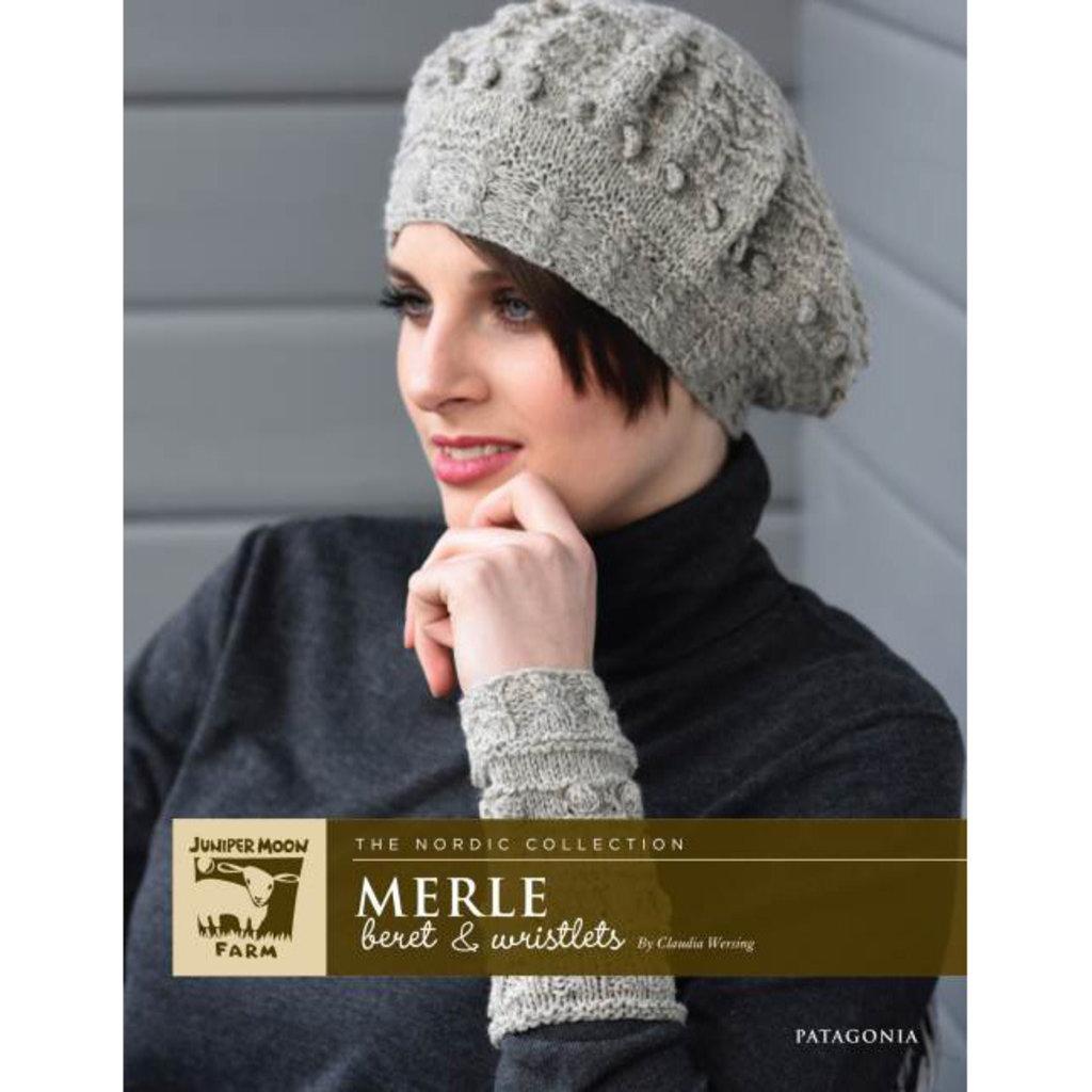 Juniper Moon Farm Merle Beret & Wristlets