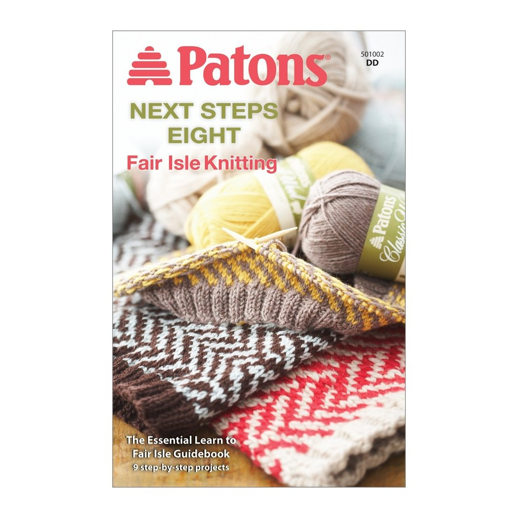 Next Steps 8: Fair Isle Knitting