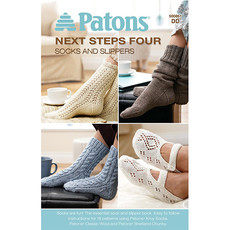 Next Steps 4: Socks and Slippers