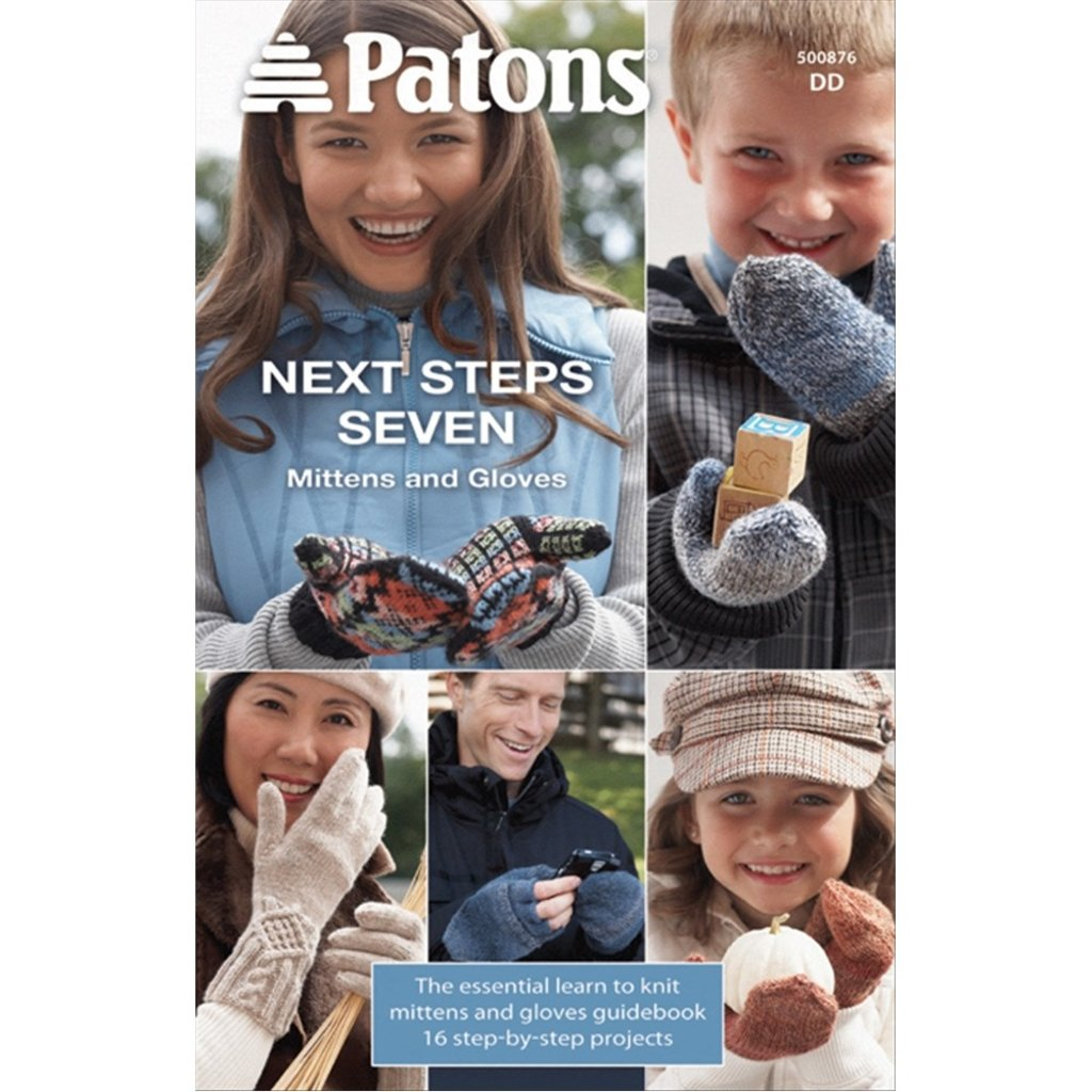 Next Steps 7: Mittens and Gloves