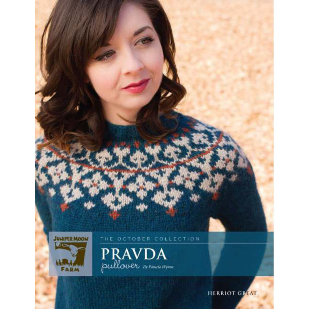 Juniper Moon Farm Pravda Pullover