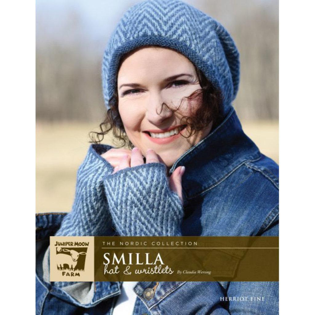 Juniper Moon Farm Smilla Hat & Wristlets