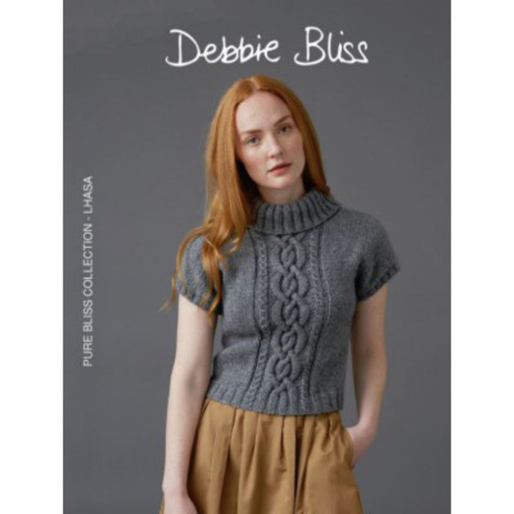 Debbie Bliss Sylvia Top | PB008