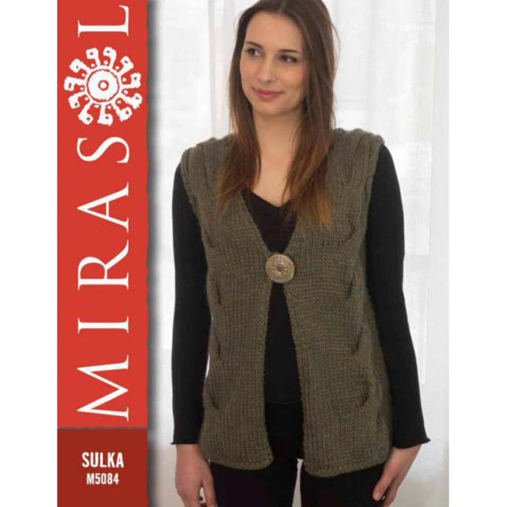 Mirasol Sleaveless Cardigan | M5084