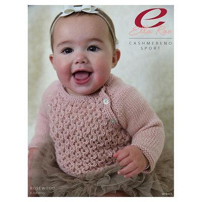 Ella Rae Rosewood Sweater | ER1095