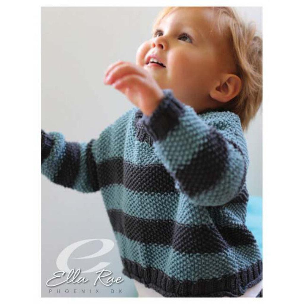 Ella Rae Tommy Sweater Ella Rae Phoenix DK