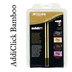 Addi Addi Click Bamboo Interchangeable Needles