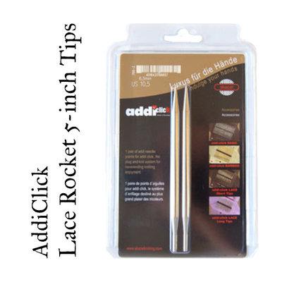 """Addi Addi Click Lace Rocket 5"""" Interchangeable Needles"""