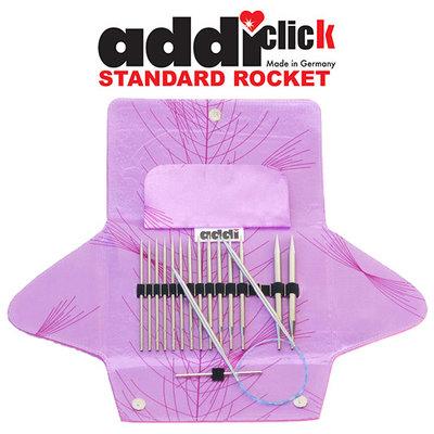 """Addi Addi Click Lace Rocket Long (5.5"""") Tip Set"""