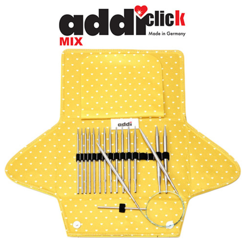 Addi Addi Click Mixed Tip Set